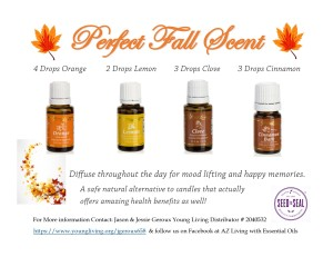 Follow our Essential Oil journey with us on Facebook too! https://www.facebook.com/AZYLLiving